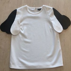 Blouse🌟 Victoria Beckham for Target- XS